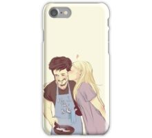 Kiss The Hook iPhone Case/Skin