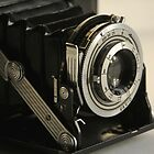 Vintage Camera by Mel Preston