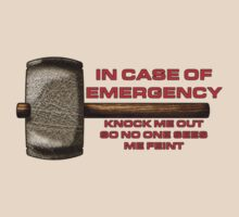 In Case of Emergency by RPGesus