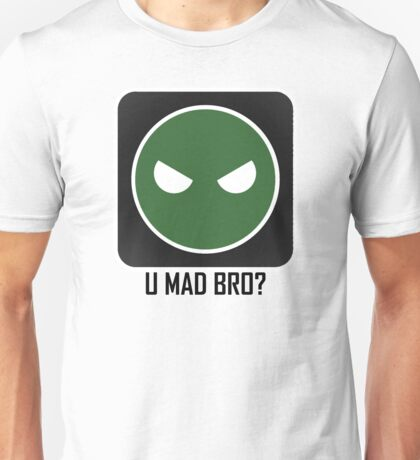 Superintendent U MAD BRO? Unisex T-Shirt