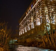 Eagley Mill. by Dave Staton