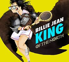 Billie Jean King of the North by ladypuns