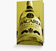 Why is the Rum Gone? Greeting Card