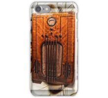 Late Great 78's iPhone Case/Skin
