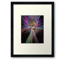 'Angel of the Light (Angel)' Framed Print
