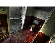 Red Room Photographic Print