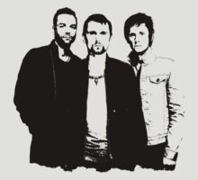 Muse Band Image T-Shirt