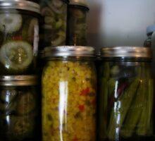 Grandma's Cupboard..... by DottieDees