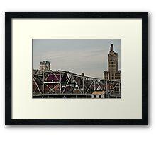 Providence RI Framed Print