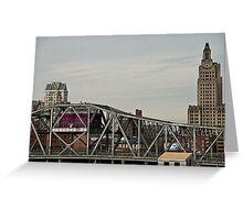 Providence RI Greeting Card
