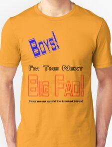 Next Big Fad -Boys T-Shirt
