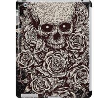 Skull & Roses iPad Case/Skin
