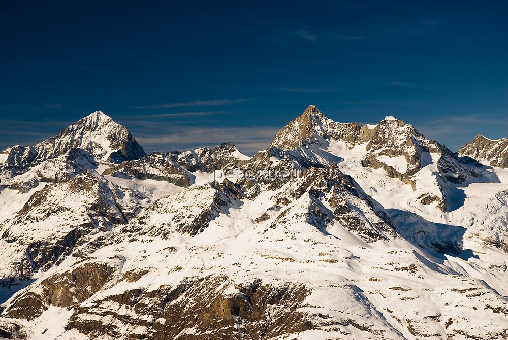 trifthorn and dent blanche by peterwey