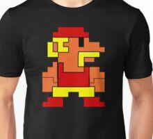 8 bit wrestler Unisex T-Shirt