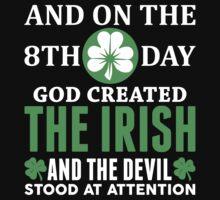 Proud Irish! by designbymike