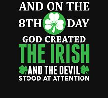 Proud Irish! Womens Fitted T-Shirt