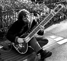 there ain't no room 'round here for a sitar man.... by Mark Tull