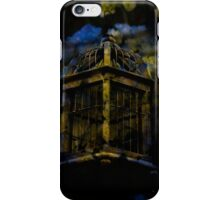Caged Detail from the Conservatory iPhone Case/Skin