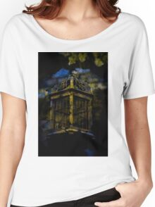 Caged Detail from the Conservatory Women's Relaxed Fit T-Shirt