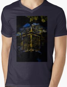 Caged Detail from the Conservatory Mens V-Neck T-Shirt