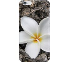 Soft Plumeria iPhone Case/Skin