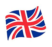 Flag For Great Britain Google Hangouts / Android Emoji by emoji