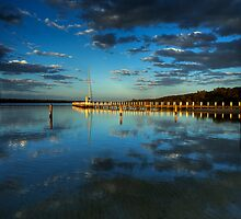 Evening Reflections by Leanne Robson