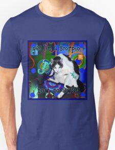 Checkers Scorpio T-Shirt