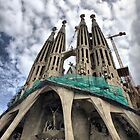 Sagrada familia by Paul Thompson Photography