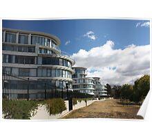 Waterfront Apartments, Kingston Poster