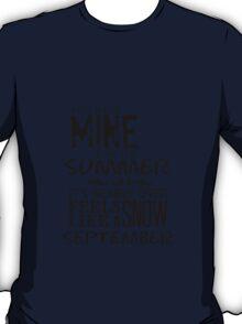 """""""Summer Love"""" T-Shirt"""