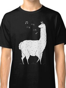 Song Of The Llama Classic T-Shirt