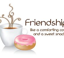 Friendship Card by shanmclean