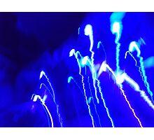 Domestic Lightning  Photographic Print