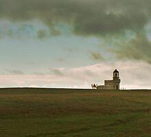Brough of Birsay Light by WatscapePhoto