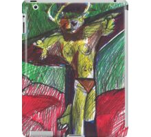 THE CRUCIFIED ONE(C1999) iPad Case/Skin