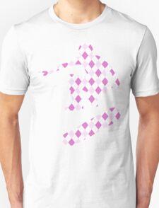 skateboard : arygle silhouettes T-Shirt