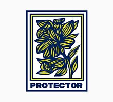 Torrella Flowers Yellow Blue Tank Top