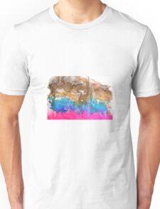 Seeking the Light of Redemption Unisex T-Shirt