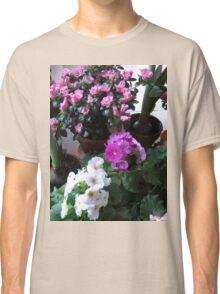 Azaleas and Primrose II Classic T-Shirt