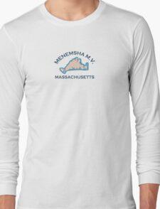 Menemsha Beach - Cape Cod. Long Sleeve T-Shirt
