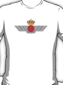 Emblem of the Spanish Air Force  T-Shirt