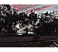 Colour the Sky Photographic Print
