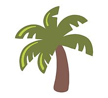 Palm Tree Google Hangouts / Android Emoji by emoji