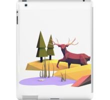 Into the wild I iPad Case/Skin