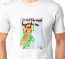 Ben Drowned - Creepy Pasta Unisex T-Shirt