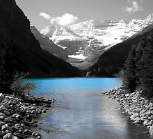 Lake Louise by TickerGirl