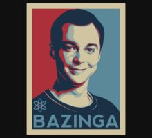 Bazinga by karbondream