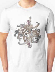 zombie circle T-Shirt
