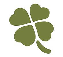 Four Leaf Clover Google Hangouts / Android Emoji by emoji